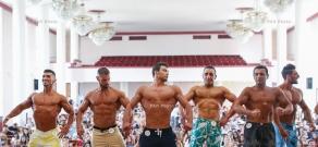 Women's Bikini and Men's Muscle Beach Bodybuilding Competitions