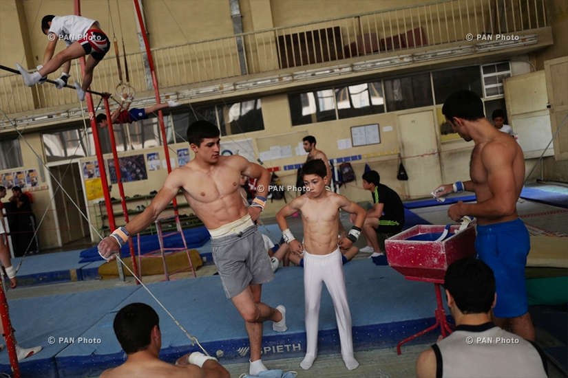 Albert Azaryan Children and Youth Gymnastics School