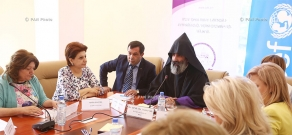 Round-table discussion on ''Overall assessment of Alternative Care of Children, Family Support and Inclusive Education Services in Armenia