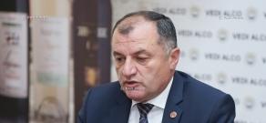 Пресс-конференция руководителя парламентской фракции РПА Гагика Меликяна