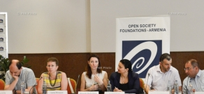 "Public discussion on ""the Role of Civil Society in Armenia's Criminal Justice System"""