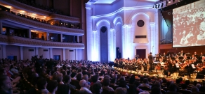 jubilee concert dedicated to 90th anniversary of Armenia's National Philharmonic Orchestra