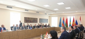 CSTO Council of Foreign Ministers' meeting in Yerevan