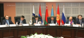 The 9th session of Consultative Committee for Entrepreneurship of the Eurasian Economic Commission Board