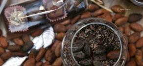Chocolate festival in Armenia