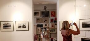 Opening of Abbas Kiarostami's exhibition