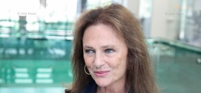 Press conference by actress Jacqueline Bisset: 13th Golden Apricot Film Festival