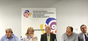 Public discussion on 'Civil Society observations on EU-Armenia relations'