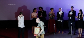 Closing ceremony of 13th Golden Apricot Yerevan International Film Festival