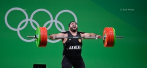 Rio 2016 Olympics: Weightlifting