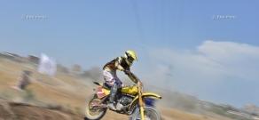 Speedy Yerevan: Motocross and kart race tournament
