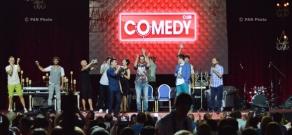 Concert of Comedy Club in Yerevan