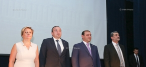Armenian Minister of Education and Science Levon Mkrtchyan held a meeting with the school principals