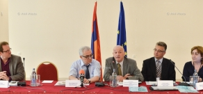 Workshop on the National Adaptation Plan of Armenia
