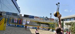 Yerevan Open 2016 Beach Volleyball World Championship