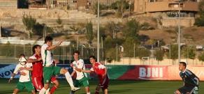 UEFA European Under-21 Championship. Armenia vs Bulgaria