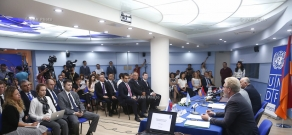 Launch of the Project on Integrated Rural Tourism Development in Armenia