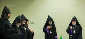 Artsakh hosts meeting of Armenian Church Supreme Spiritual Council