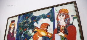 Artists' Union hosts exhibition celebrating 25 years since Armenia's independence