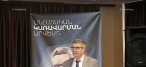 Vladimir Tarasov's 'The Art of Personal Management' course in Yerevan