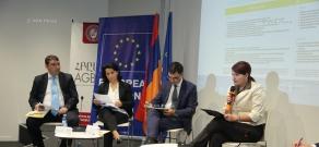 «Էներգաարդյունավետությունը Հայաստանի բազմաբնակարան շենքերում» թեմայով հանրային քննարկում