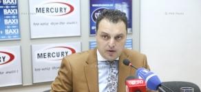 «Welcome to Armenia» ծրագրի համակարգող Վրույր Փենեսյանի մամուլի ասուլիսը