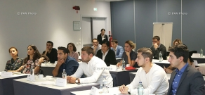 New sales management model by Maxim Feldman has been presented at the training provided by AVIVA Consulting Group