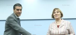 Armenian Ombudsman's office and UNICEF sign memorandum of cooperation