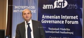 Armenian Internet Governance Forum 2016 (ArmIGF)