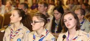 6th youth conference of Eurasian region of the World Organization of the Scout Movement (WOSM)