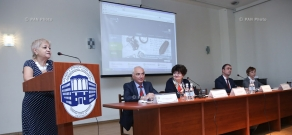 Openign ceremony of the International Scientific Conference on Brusov Readings
