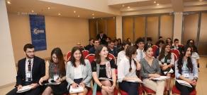 Armenia Model European Union 2016 youth conference
