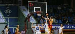 Basketball Super League 2016-17 Urartu vs Ryazan