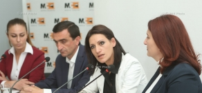 Press conference of the party