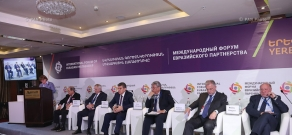 1st International Forum of Eurasian Partnership and the 5th Armenian-Russian Interregional Forum: Day 2