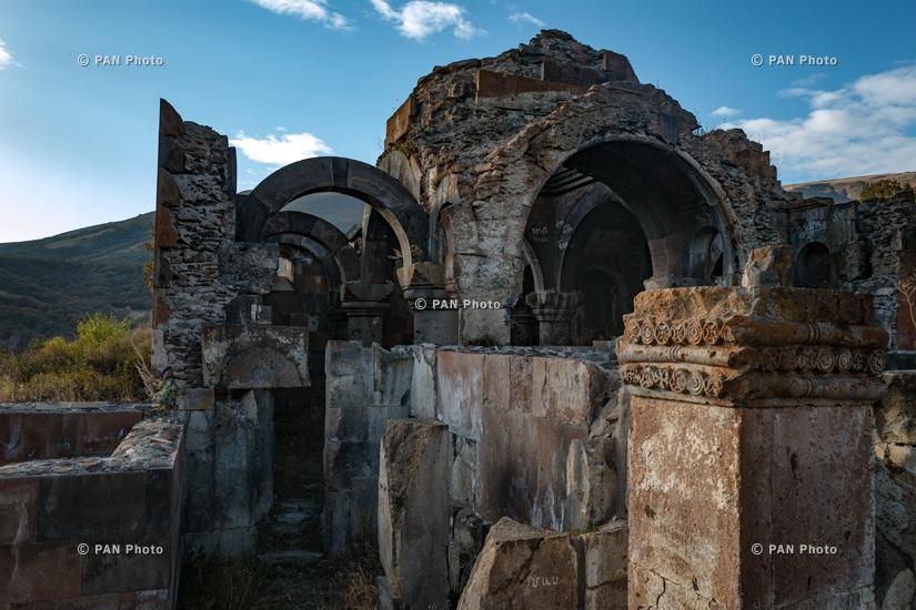 Teghenyats Monastery. Kotayk Province, Armenia
