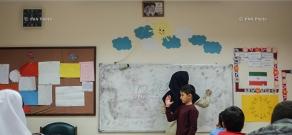 A piece of Iran in Yerevan: Shahid Fahmideh educational center