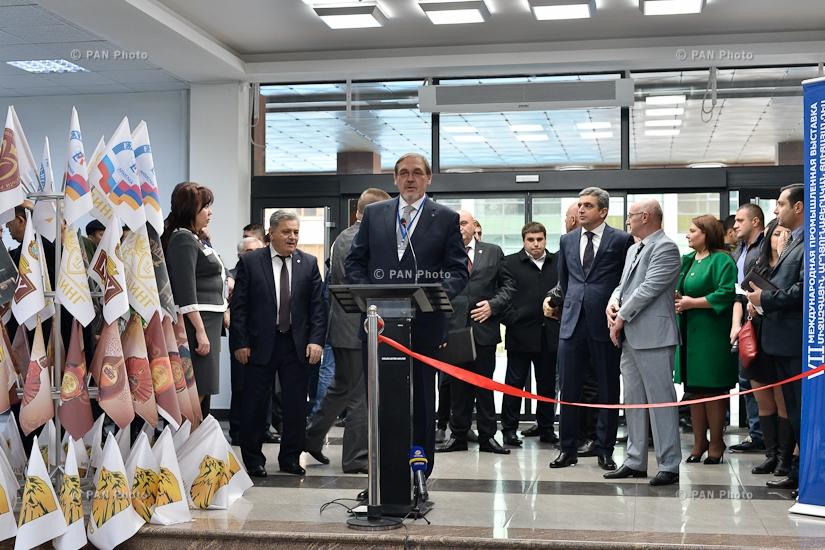 «Էքսպո-Ռուսաստան Հայաստան և Իրան» ցուցահանդեսը և Երևանյան բիզնես-ֆորումը
