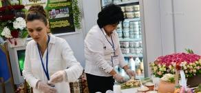 В Ереване прошла международная выставка